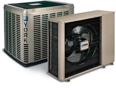 york split system. affinity™ series split system air conditioners york